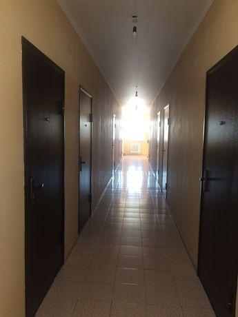Комнаты в общежитии.