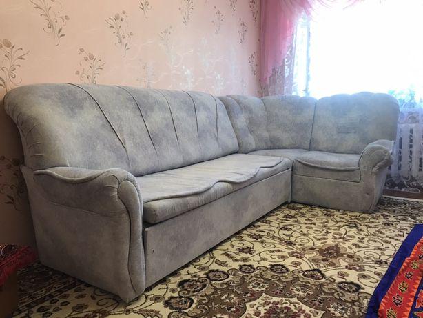 Прдам диван и кресло