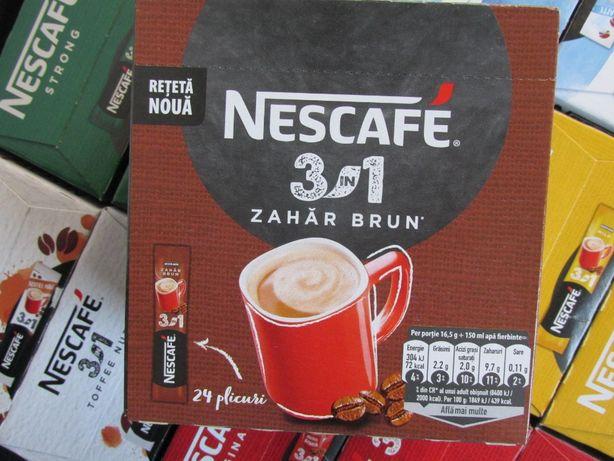 Cafea instant Nescafe 3 in 1 - toate sortimentele