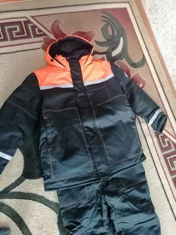 Продам Зимний мужской костюм (комплект) 25 000тг