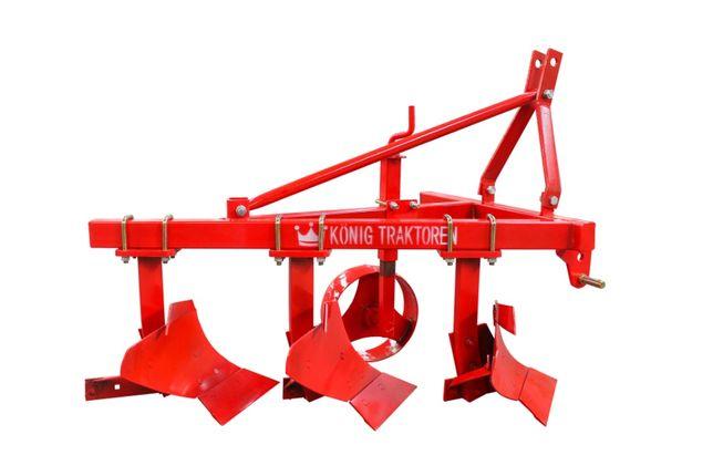 Plug agricol 3 trupite / brazdare universal TF44