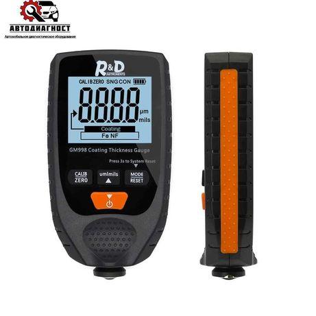Толщиномер R&D GM998 г.Алматы