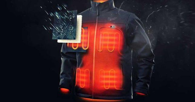 Куртка с подогревом HEAT JACKET