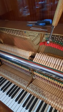 Настройка- фортепиано пианино рояль.