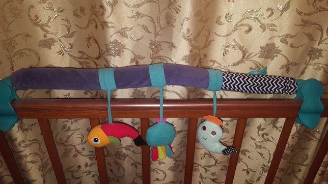 Продам подвесные игрушки для коляски или кроватки