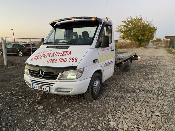 Sprinter BA14 transport vehicule