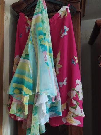 Женский сарафан и юбки