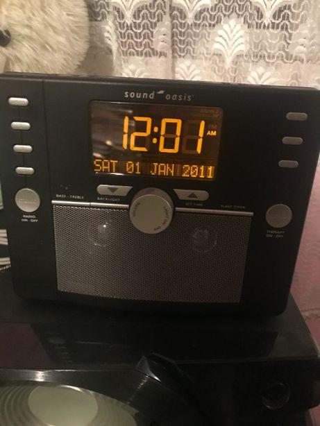 radio Sound Oasis Deluxe Model S-5000 functie terapie relaxare