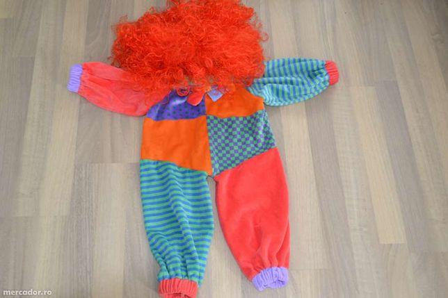 Costum Carnaval CLOVN