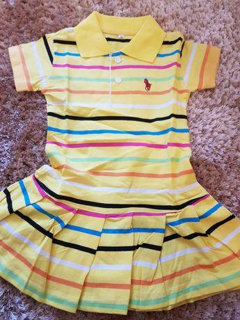 НОВИ детски маркови рокли