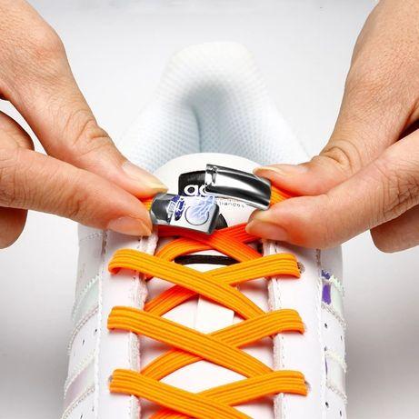 Нови връзки за обувки които нямат нужда от връзване