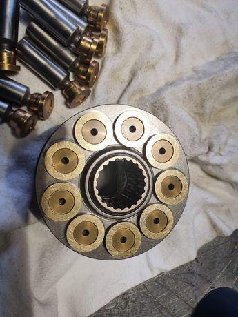 Piese utilaje pompe hidraulice duble. Triple