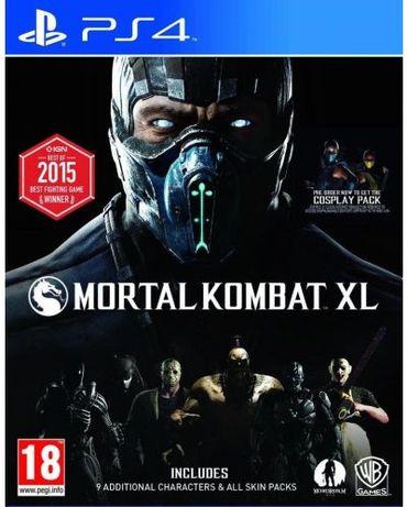 Mortal Kombat XL / PS4 / Игра / Нова / Playstation4 / TV
