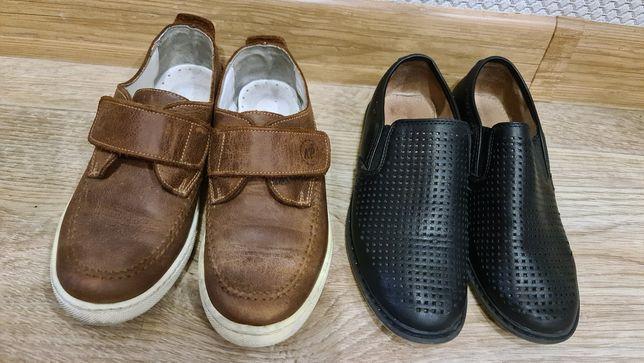 Продам недорого детскую обувь 32р.
