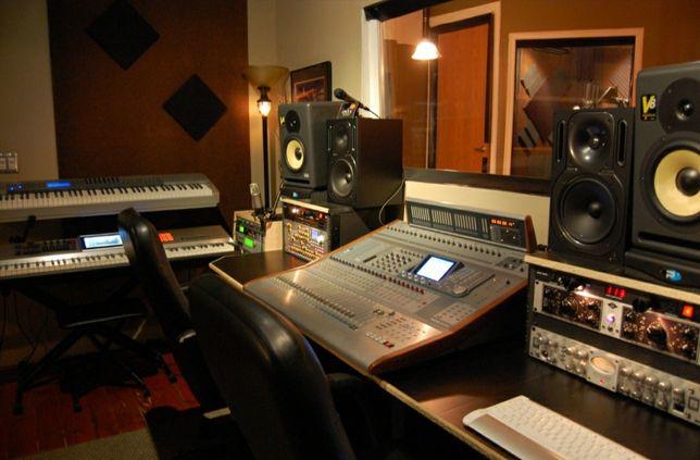 Студия звукозапись/на Юго-востоке, аранжировка, минусовки, каверы