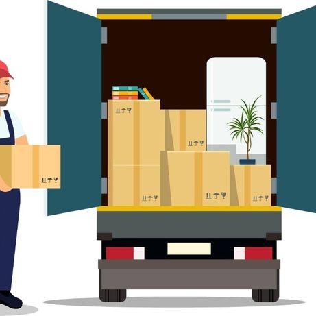 Товарни превози Шумен-Транспортни и хамалски услуги, Бус под наем