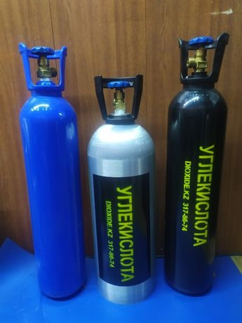 Кислородный баллоны 10 литровые новые