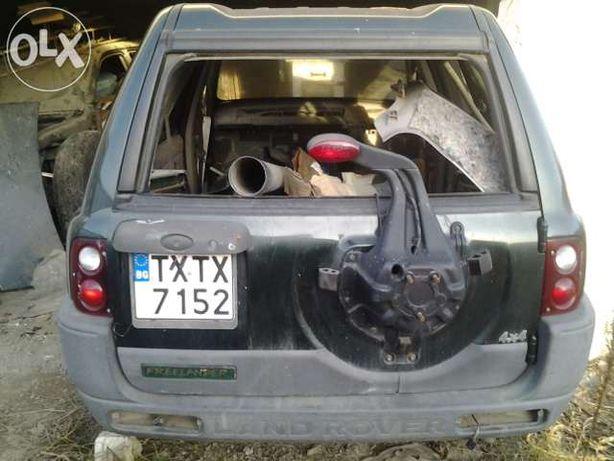 Piese din dezmembrari Land Rover Freelander 2.0d si 1.8b