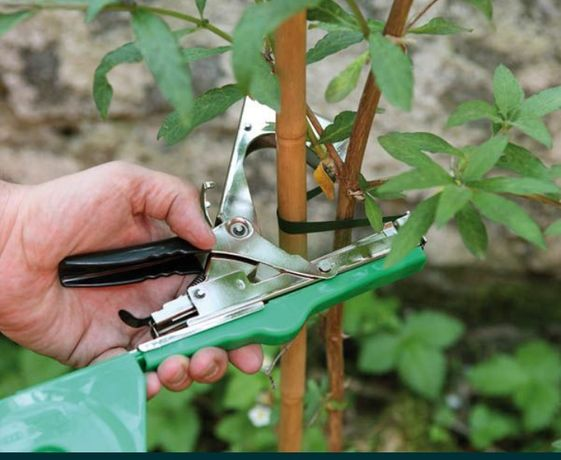 Ножица /клещи / за връзване на лозя , цветя и зеленчуци