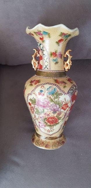Vaza decorativa portelan veche model deosebit