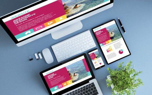 Разработка сайтов и мобильных приложений под ключ быстро качественно