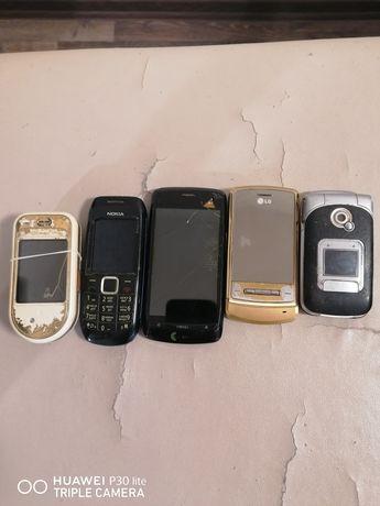 Телефоните си работят но може и за части