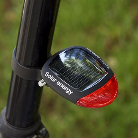 Stop SOLAR bicicleta: continuu/intermitent rar/intermitent strobo Nou!
