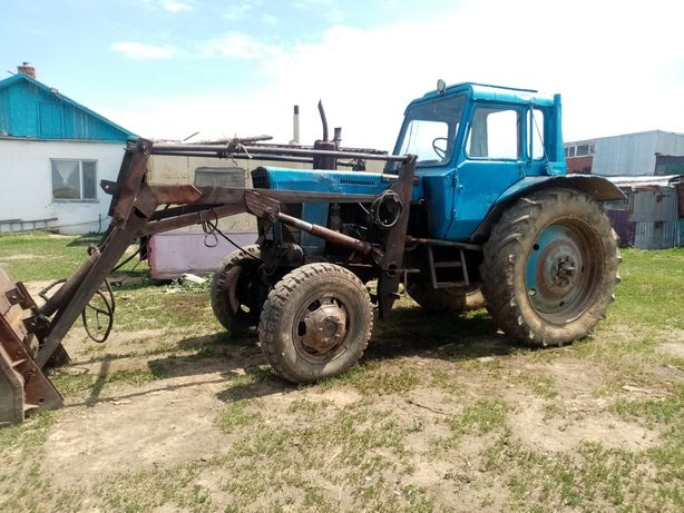 Трактор Мтз 82 комплект сатам