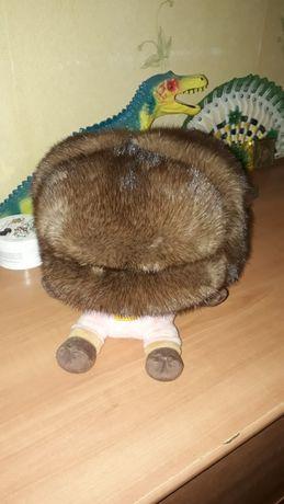 Мужская норкавая шапка