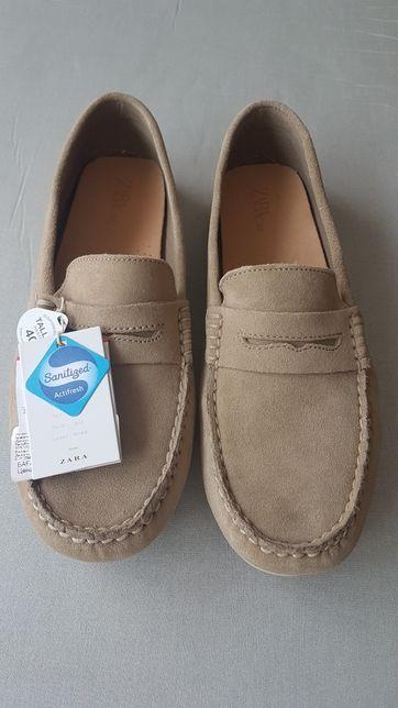 Туфли, лоферы от ZARA 39 размер
