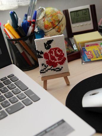 Mini tablou martisor goblen