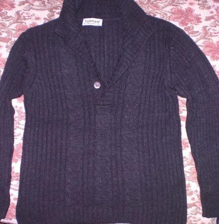 "Мъжки пуловер ""Topman"",Мъжки ризи ""Tom Tailor"""