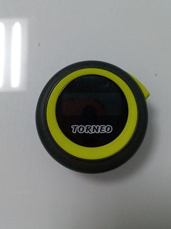 Шагомер электронный (калории и км) фирма бренд TORNEO