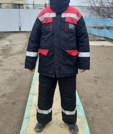 Спец куртка зимние
