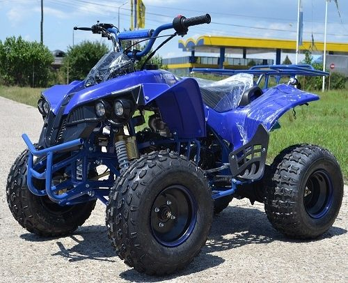 ATV Galaxy Hummer 125cc, 15CP Import Germania+ BONUS in VAL. de 100E
