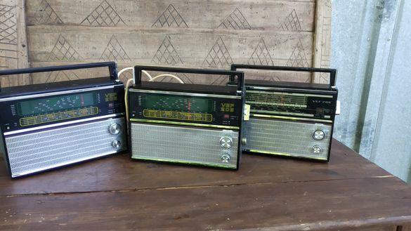 Ретро радио Веф 206