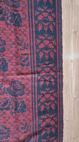 Голям цветен килим