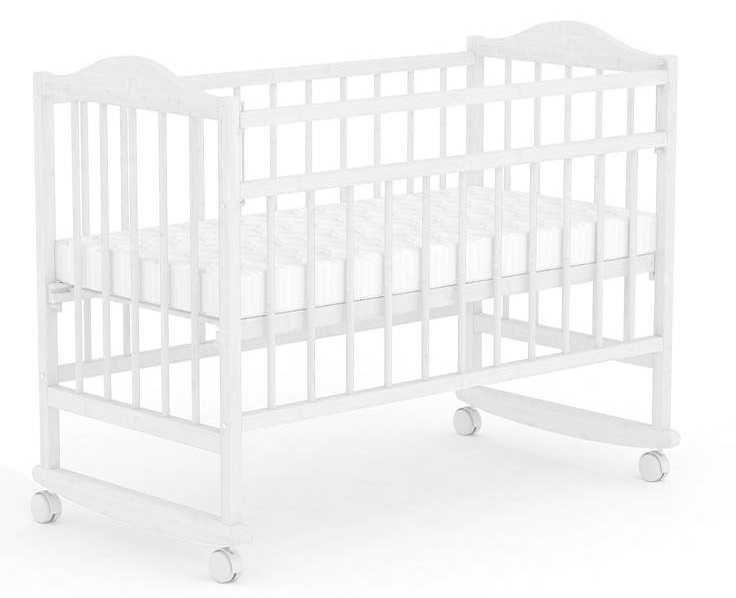 Кровать детская Фея 204. Новые
