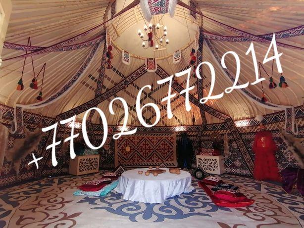 Юрта, полуюрта в аренду, продажа юрт(юрта) в Алматы