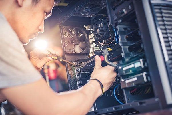 Reparatii calculatoare/prestez servicii in domeniul calculatoarelor