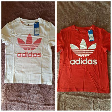 Tricouri  Adidas  copilul  de la 9 la 14 ani  noi