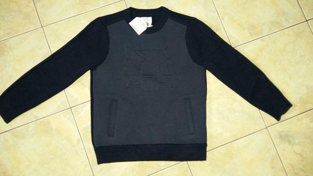 Pulover Zara H&M, nou cu eticheta 8-10 ani