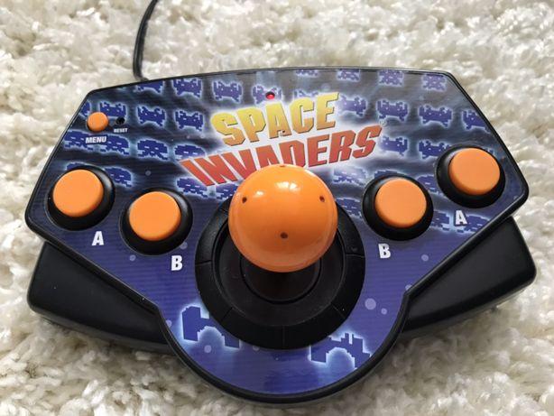 Joc Retro Space Invaders Plug N Play 5 jocuri