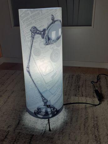 Lampa deko /retro / vintage