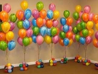 Baloane heliu pentru 1 -8 martie