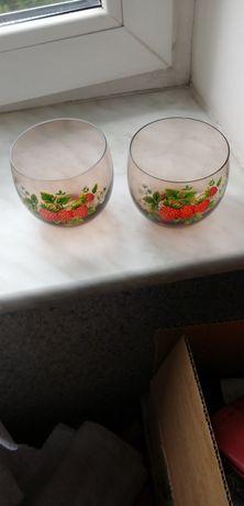 Креманочка стеклянные