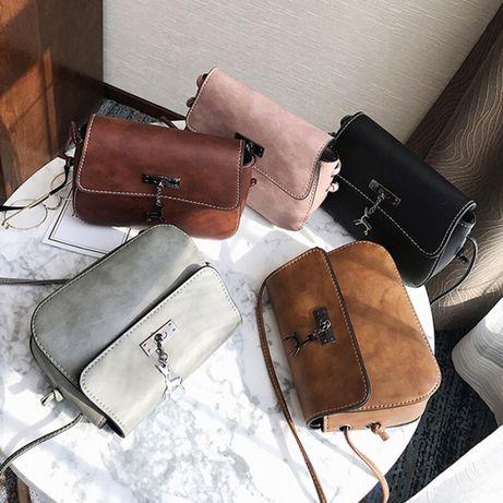 НОВА ЦЕНА - 10лв - Малка и комфортна дамска чанта