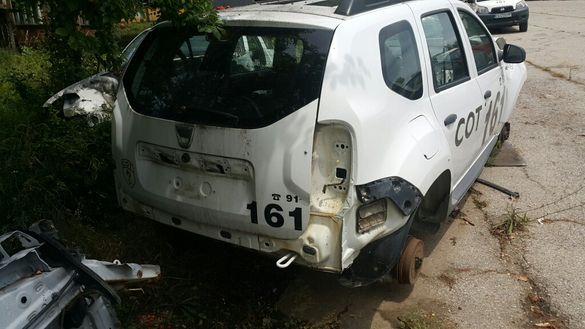 Dacia daster 1.5dci 4x4 za chasti дъстер на части