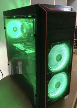 Unitate Gaming i7 8700 , 8 gb ddr4, rx 560 de 4 gb ddr5 -noua