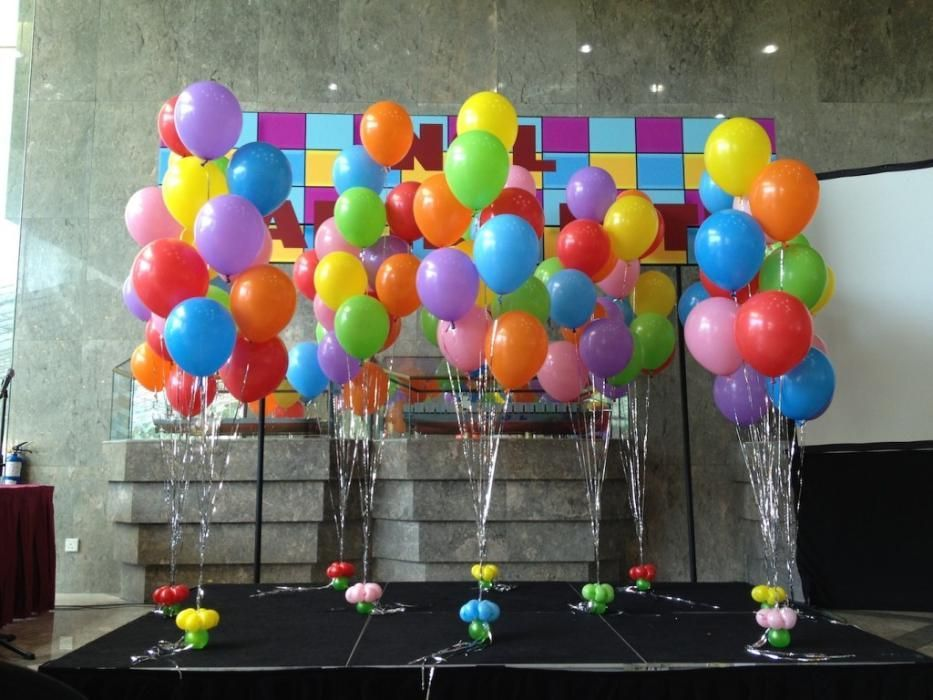 Балони с Хелий Варна, Доставка на Балони с Хелий Варна - 1,7лв./бр.
